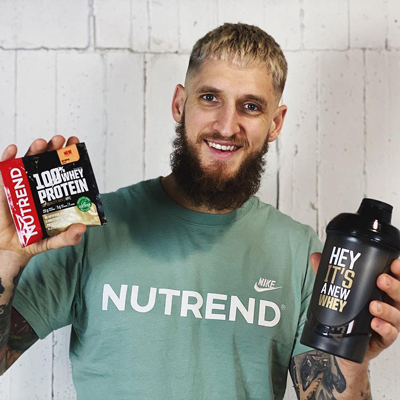 100% Whey Protein Discovery Pack