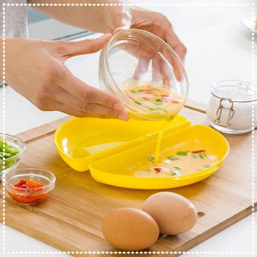 Microwave Omelette & Egg Maker