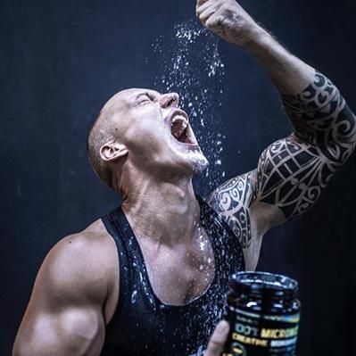 100% Micronized Creatine Monohydrate