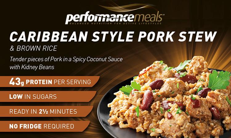Caribbean Pork