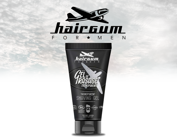 Transparent Shaving Gel