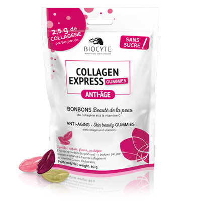 Collagen Express Gummies