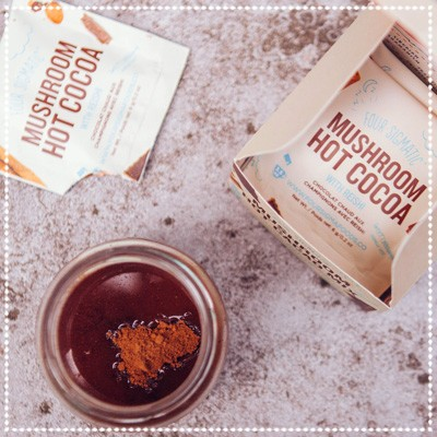 Mushroom Hot Cacao Reishi
