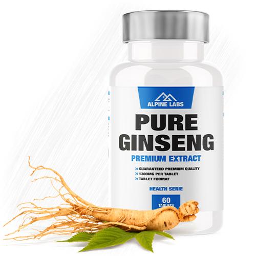 Pure Ginseng