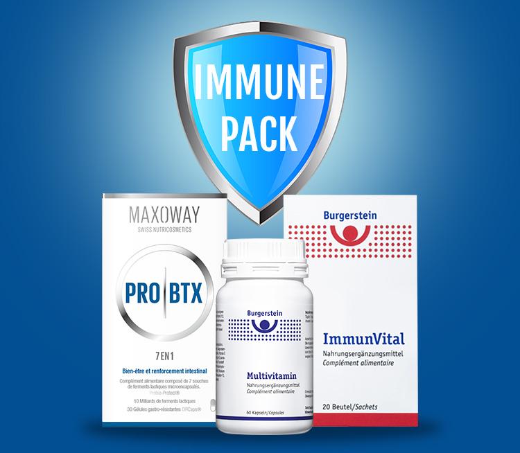 Pack Immune