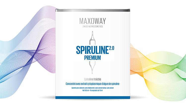 Spiruline Premium 2.0