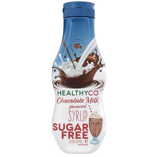 Healthyco - Chocolate Milk Syrup
